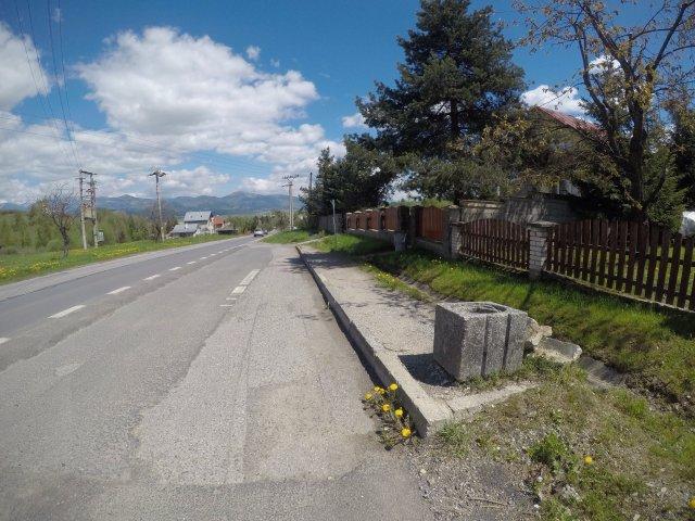 revitalizácia zastávok mesta Brezna