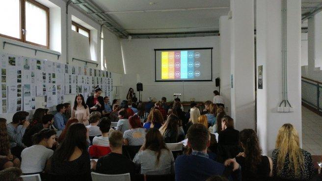 Prezentácia študentov FA STU BA ponúkla viac ako 30 zaujimavých projektov